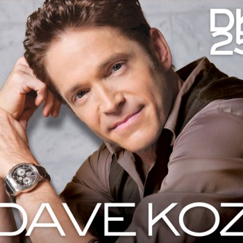Listen to Nathaniel on Dave Koz's latest CD