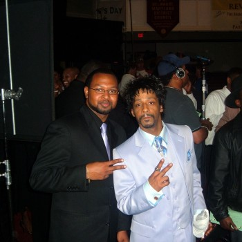 Me w/Katt Williams