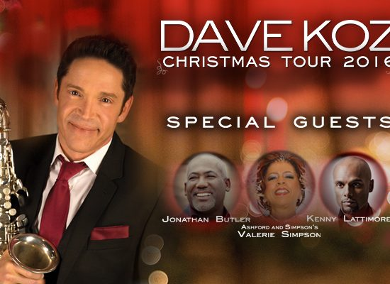 Dave Koz & Friends Christmas Tour @ City National Civic Center