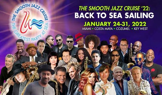 The Smooth Jazz Cruise: Back To Sea