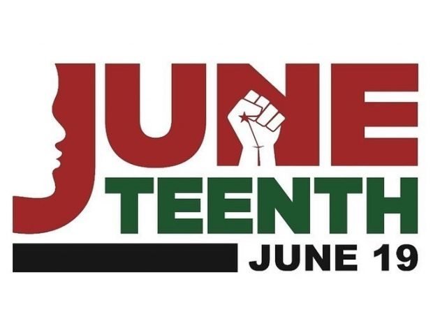 The fight for freedom is NOT over!! #juneteenth #blacklivesmatter