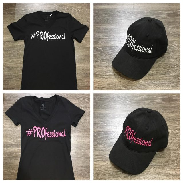 🚨🚨ALERT🚨🚨 The new #PROfessional merch is available on my website.  Tees and hats are $25 each. However, if you buy a matching set, you can get a $10 discount using the coupon code COMBO.  Stop on by and grab a shirt...a hat...or both!  www.nathanielkearneyjr.com  The link is also in my bio.  Thanks for the support!  #PROfessional #CERTIFIEDPROfessional #PROfessionalApparel