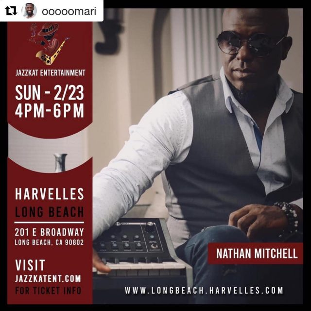 Tomorrow! Come out and party with us at @harvelleslb  After you feed your soul at church and your face at the table, come and dance it off with us! Myself @ooooomari and @ashjangda will be grooving with @nathanmitchellofficial  #PROfessional #CERTIFIEDPROfessional #DunlopSuperBrights #BassModsBasses #EichAmps #TCElectronicPedals #MusicAreaCases #JHAudioInEars