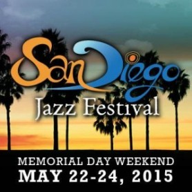 with Elan Trotman & Tim Bowman at The San Diego Jazz Festival