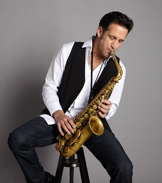 Eric Marienthal @ Spagettini's