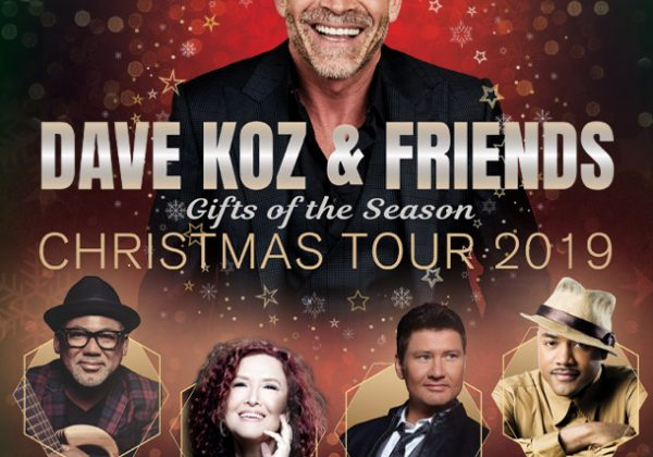 The Christmas Tour is underway!!
